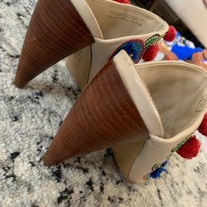 Tory Burch Shoes - Super unique summer shoes.